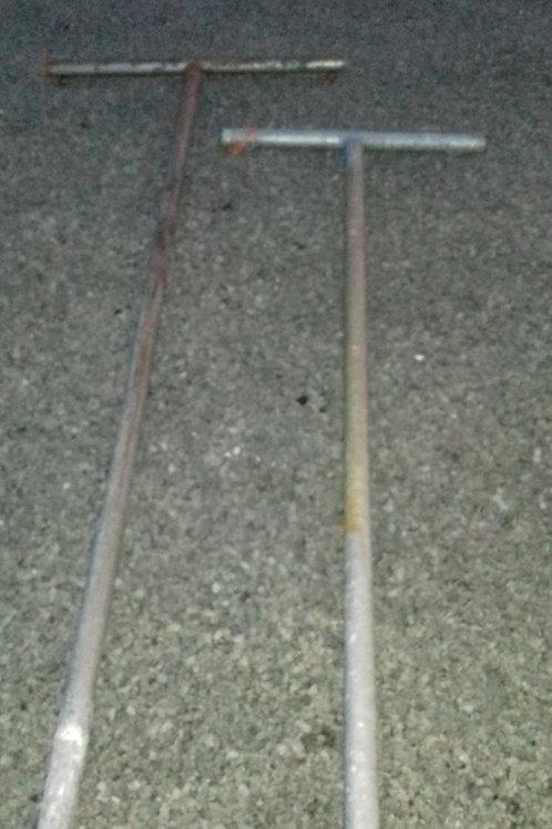 1001. Clothes Line Poles