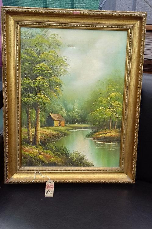 802. Original Oil Painting