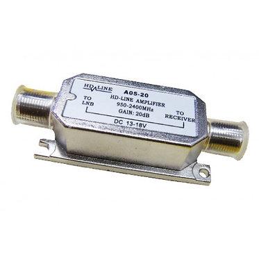 Amplificateur parabole Thomson