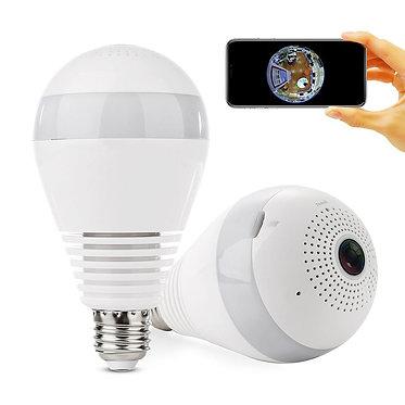Lampe led avec camera