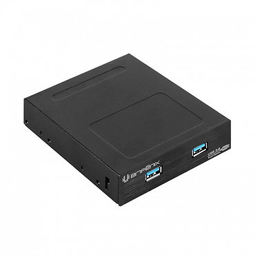"Frontpanel usb 3,5"" intern 2 port"