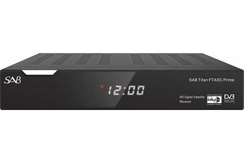 Récepteur SAB Titan FTASC Prime