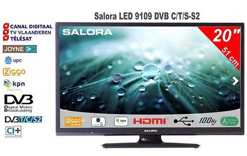 Tv Salora 9109 51 cm