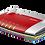 Thumbnail: Routeur WiFi Fritz!box 3370
