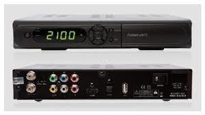 Récepteur Homecast 2100 plus HD