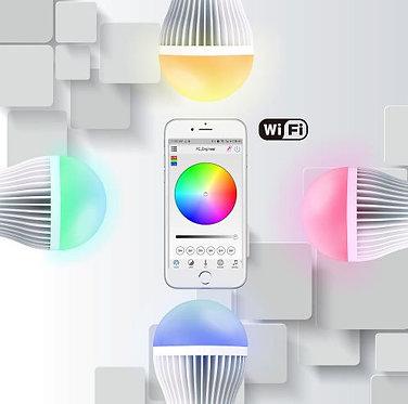 Lampe led WiFi