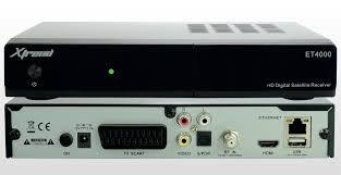 Récepteur Xtrend ET4000 HD