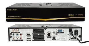 Récepteur Golden Media HD 9060
