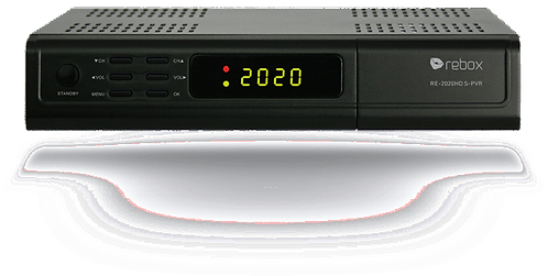 Récepteur Rebox 2020 HD pvr