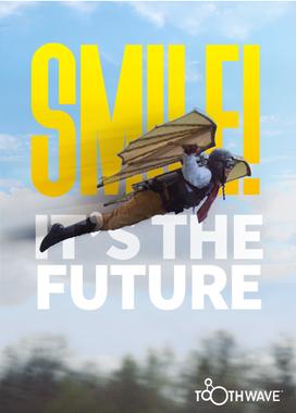 Smile, It's the future