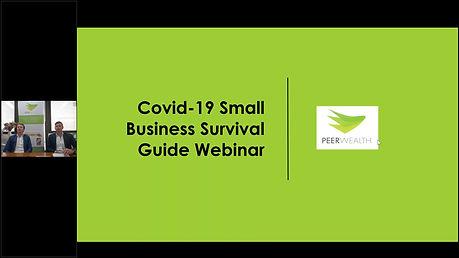 COVID-19 Small Business Survival Guide Webinar