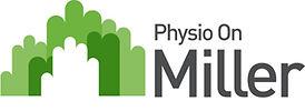 Physio on Miller logo