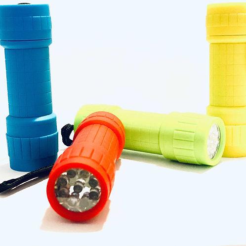 HCA Self Defense Flashlight