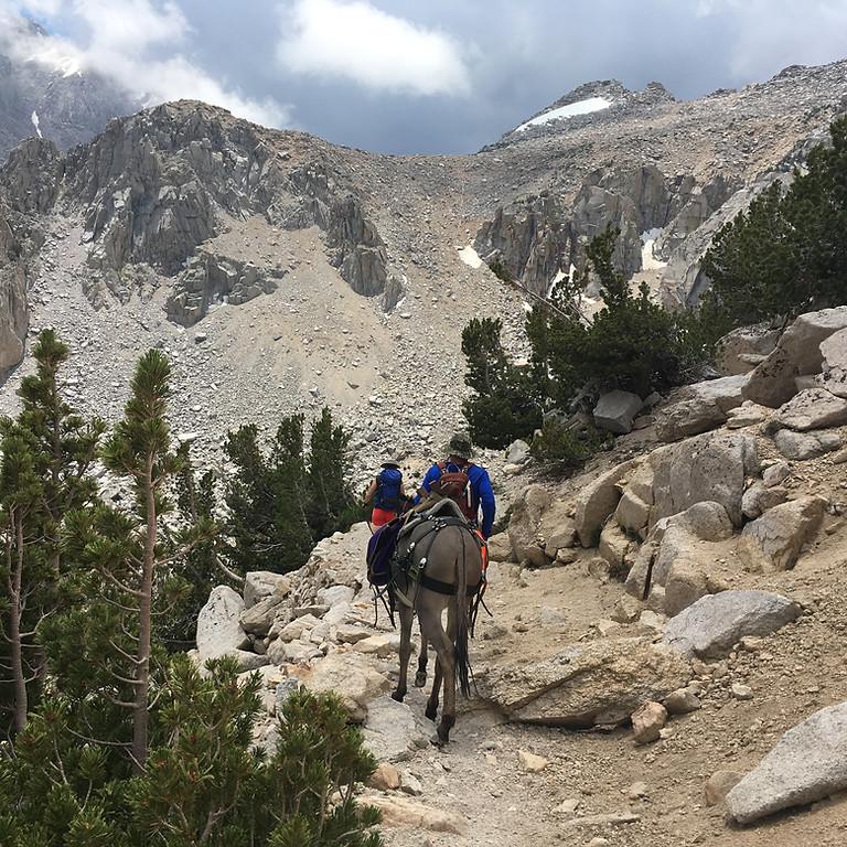 Kearsarge Pass Hike