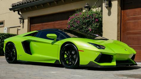 Lamborghini Detailing Orlando
