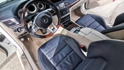 mercedes interior detail