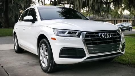 Audi ceramic coating