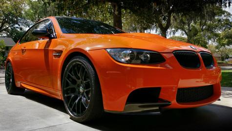 BMW Detail orlando