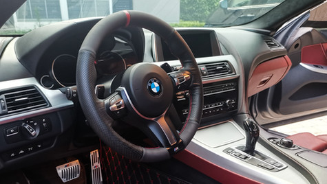 bmw cleaning