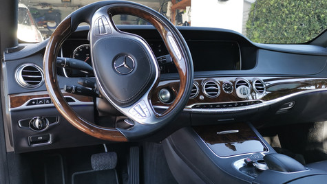 luxury car detailing