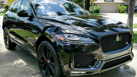 jaguar detailing