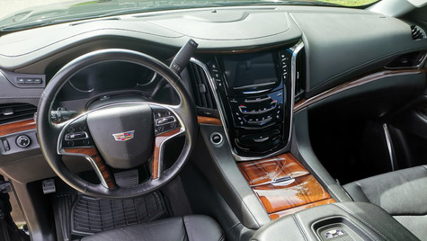 automotive interior cleaning