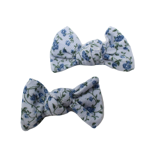 THEA (Blue) Bows