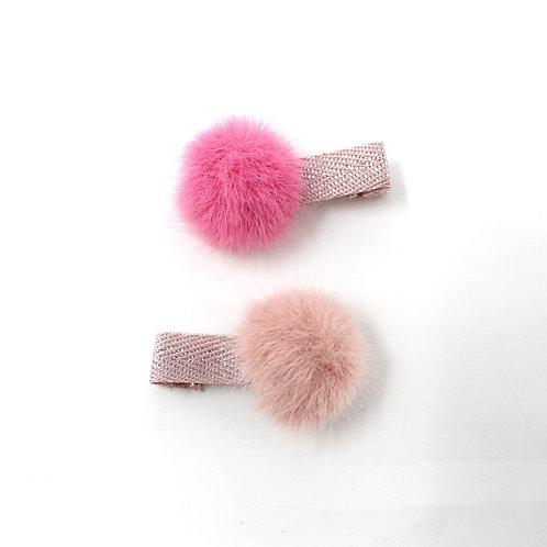 MINI POM POM (Pinks)