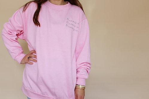 Mummy, Mummy, Mummy Oversized Sweatshirt