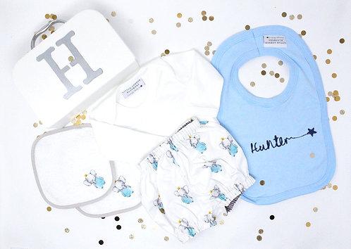 The Elephant - Newborn Gift Box