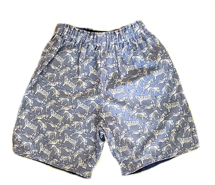 TIGER Soldier Shorts