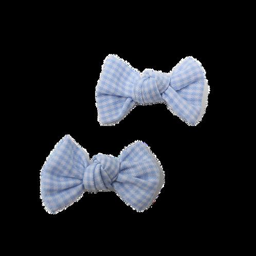 HUNTER (Light Blue) Bows