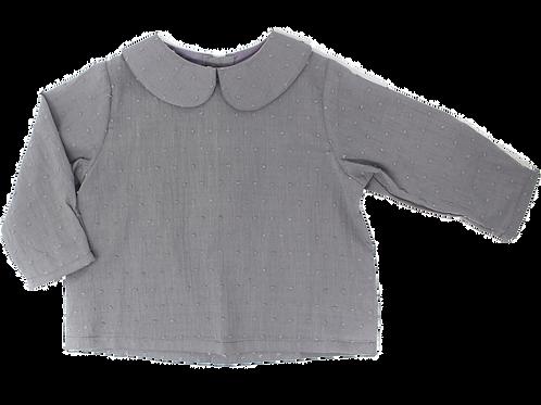 SWISS DOT (Grey)