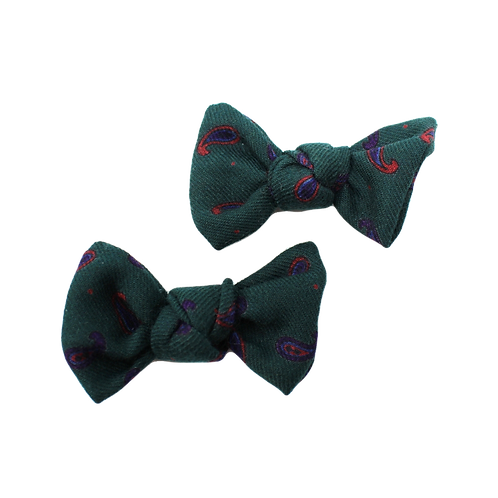 VERO (Bottle Green) Bows