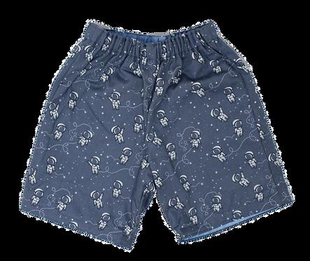 APOLLO GREY Soldier Shorts
