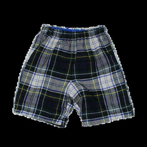 ALFIE Tartan Winter Soldier Shorts