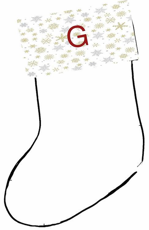 Odd-Sized Midi Personalised Stockings