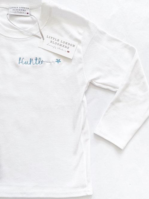 Scribble T-Shirt (Long Sleeve)