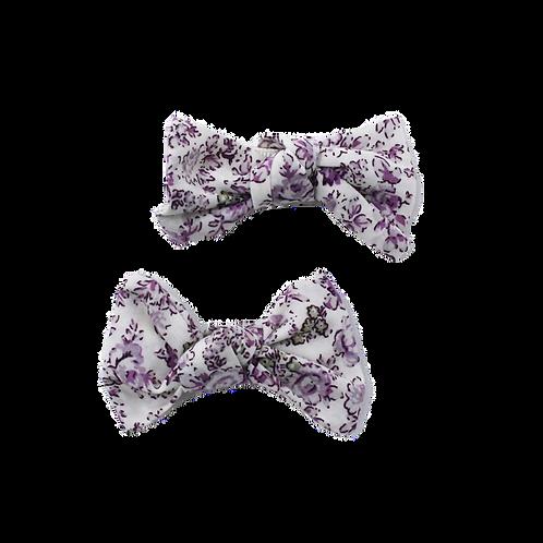 EDIE (Lilac) Bows