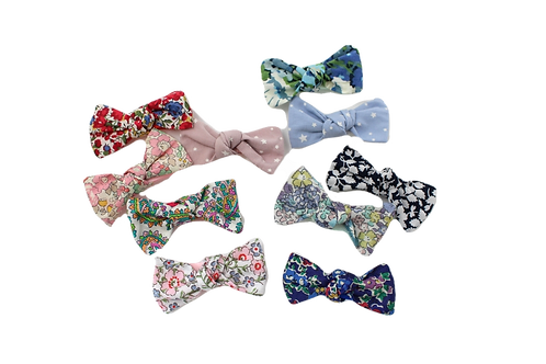 10 Mini Bow Selection