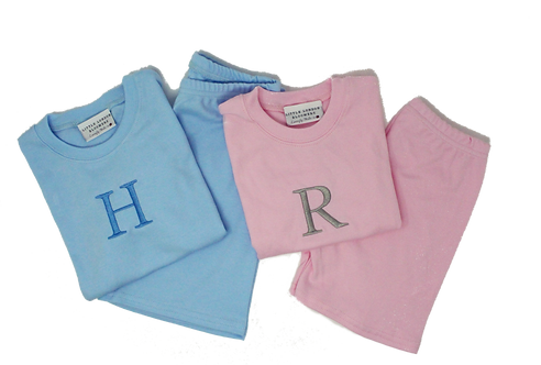 Alphabet Pyjamas (Blue)