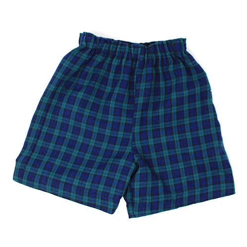 SCOT Soldier Blackwatch Tartan Shorts