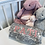 Thumbnail: Woodland Animal Personalised Baby Coverlet