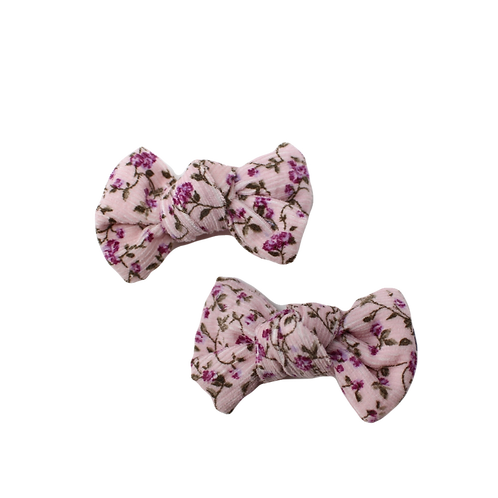 THEA (Pink) Bows