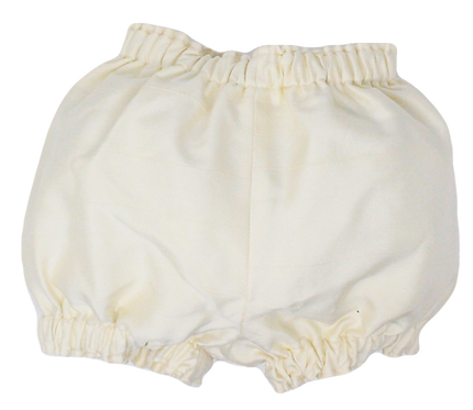 Silk Bloomer (Ivory)