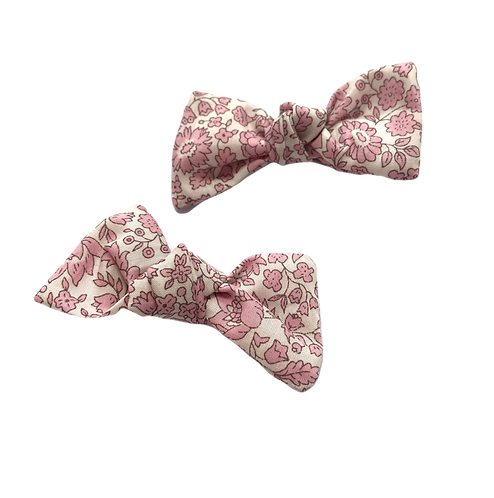 TIA (Pink) Bows