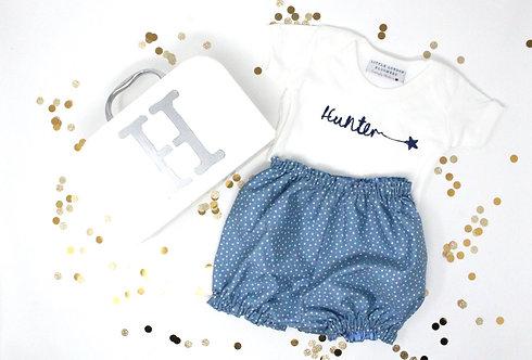 Blue STAR Baby Gift Box (3-6 Months)