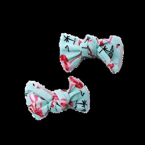CALYPSO (Mint) Bows