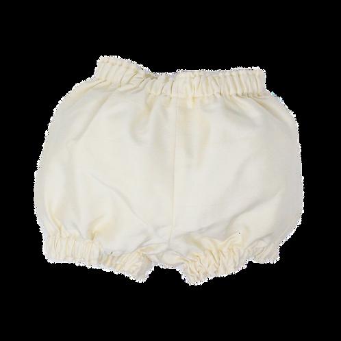 Silk Bloomer (Ivory)