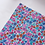Thumbnail: Liberty Wildflower Personalised Baby Coverlet